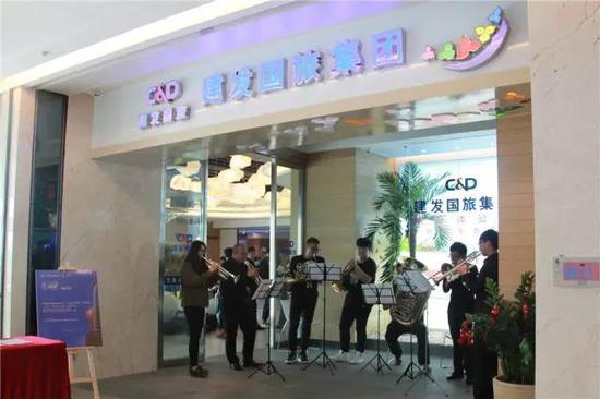 廈門大學藝術學院蘇力院長 師生助力第四屆香港國際音樂節