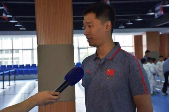 艾鲁特国际击剑培训中心厦门馆馆长江教练