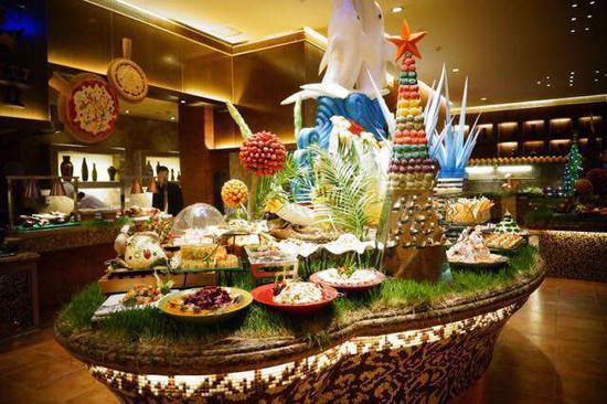 海悦山庄酒店餐品