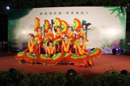 歌舞《和谐中国》