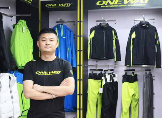 ONE WAY 大中华区总经理李翔