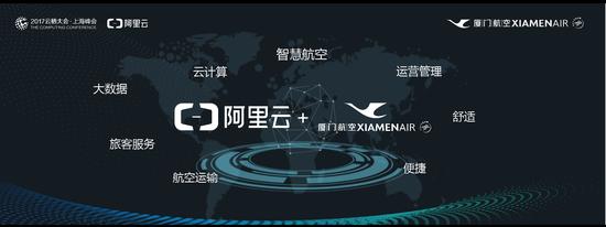 厦航将与阿里云在人工智能领域开展更多合作。