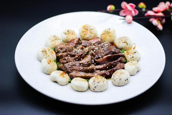 澳大利亚铁板牛肉