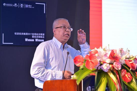 北京中房研协技术服务有限公司首席研究员李战军先生