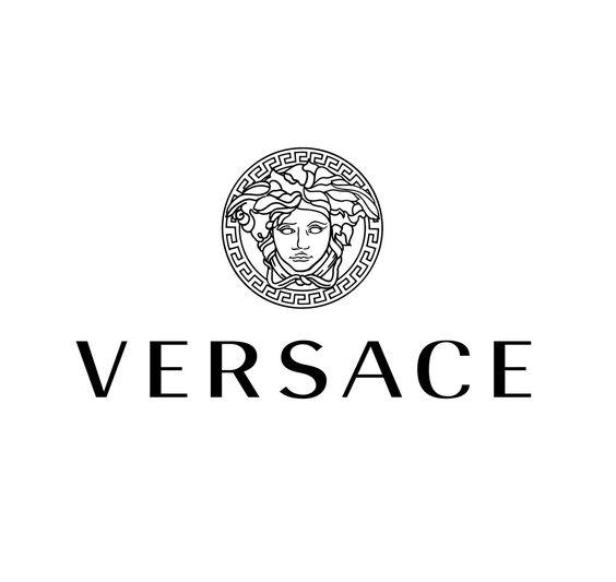 VERSACE用美杜莎做logo