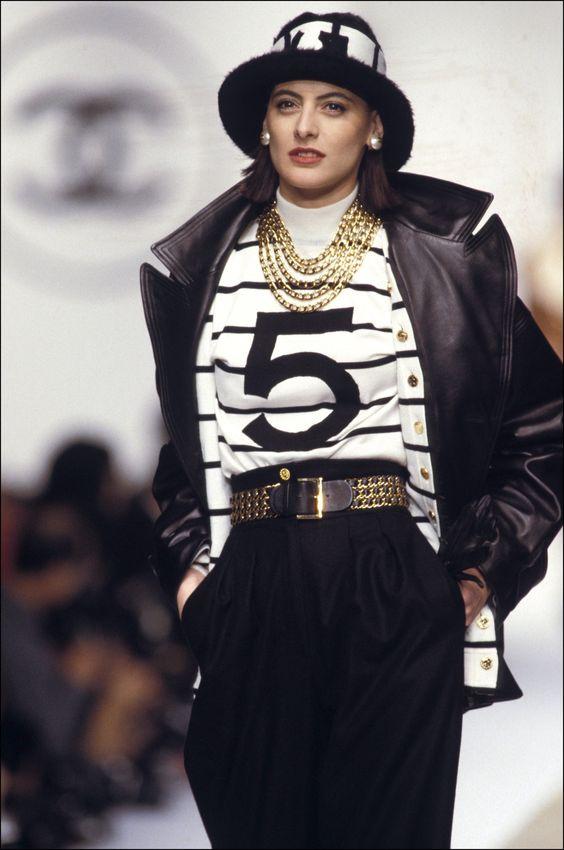 Chanel的幸运数字5