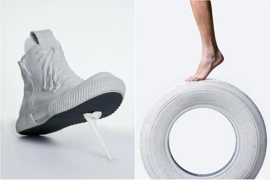 both 潮牌|在时尚圈里另辟蹊径的橡胶鞋