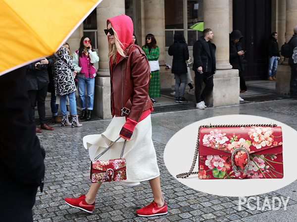 GUCCI Dionysus Blooms Bag