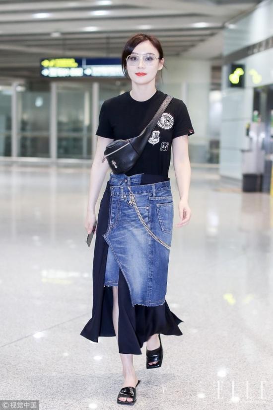 一件衣服搞定你的整套OUTFIT 拼接时尚了解了吗
