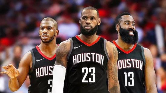 火箭真的沒戲了?想吞下詹姆斯真是地獄級難度!-Haters-黑特籃球NBA新聞影音圖片分享社區