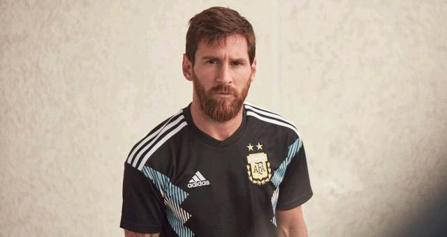 2018世界杯阿根廷客场球衣发布