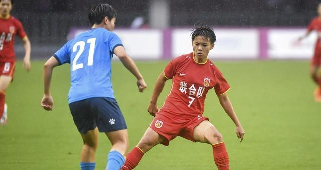 [全运会]女足联合队2-1逆转江苏队