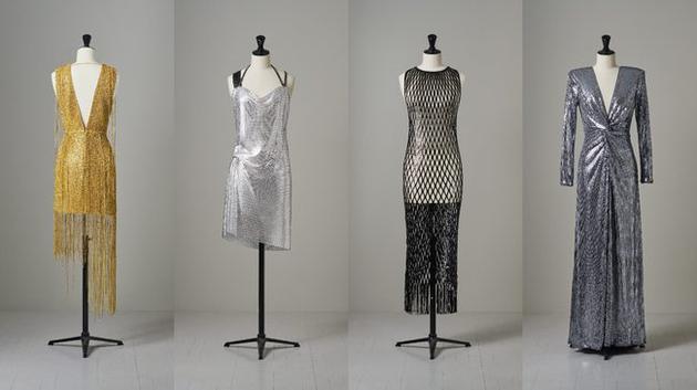 快时尚H&M上架以MET GALA红毯造型为灵感服装(图2)