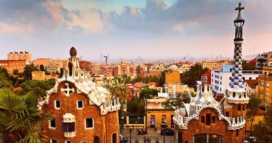 西班牙巴塞罗那