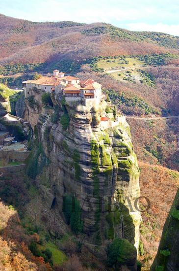希腊空中之城
