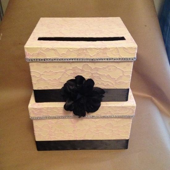 婚礼卡片储存盒