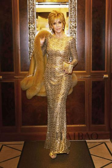 简·方达 (Jane Fonda)