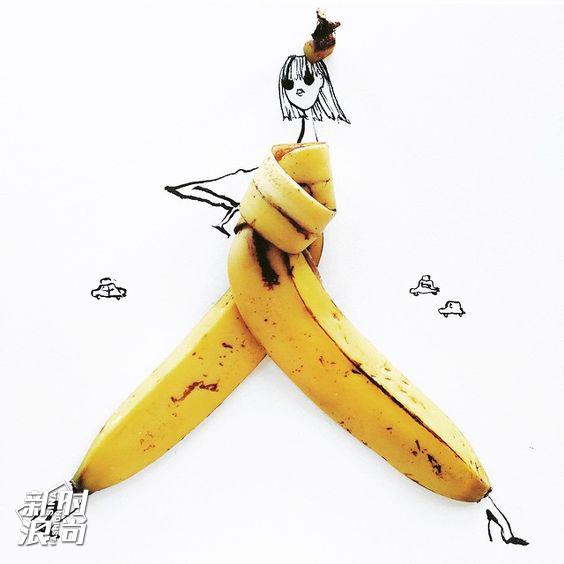 原来香蕉皮还能这么玩