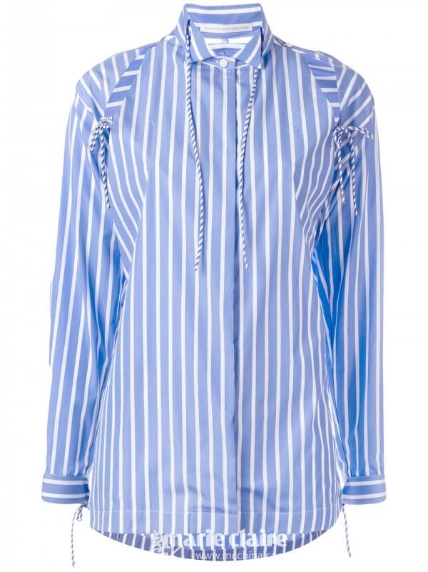 ERMANNO SCERVINO 条纹衬衫 ¥5,288