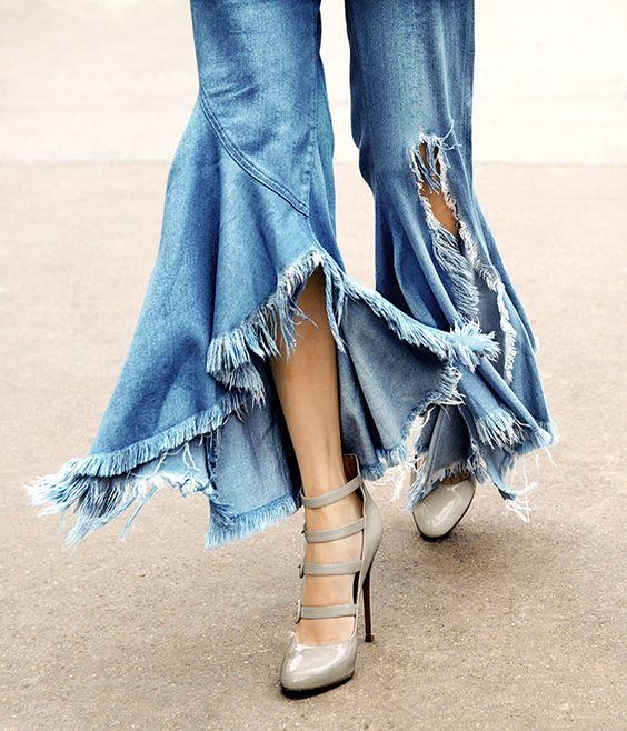 Ellery的牛仔裤
