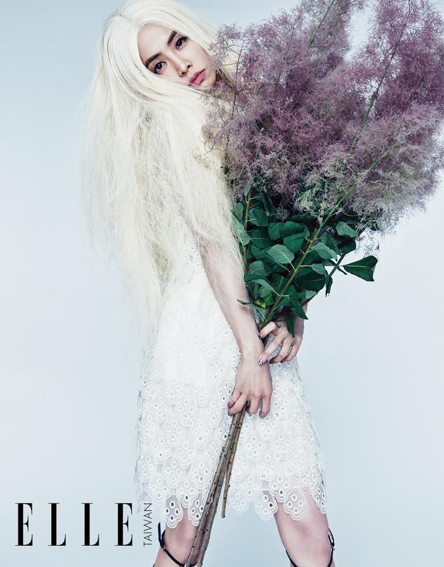 白发魔女蔡依林