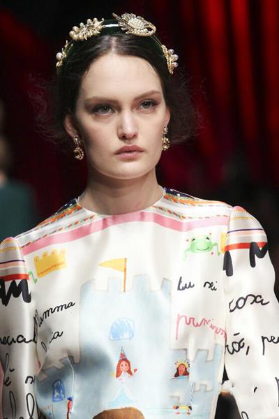 Dolce&Gabbana发带