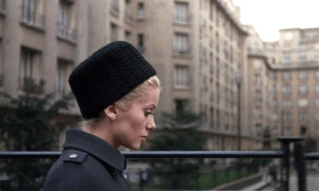 《白日美人》1967