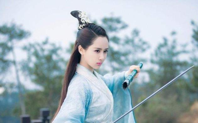 杨紫出演《青云志》