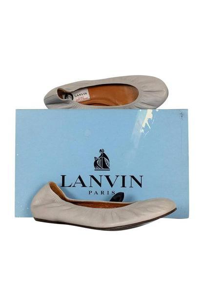 Lanvin芭蕾舞鞋