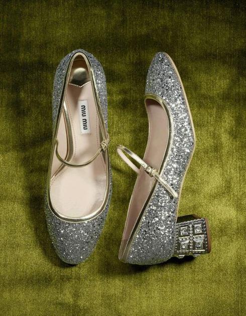 Miu Miu玛丽珍鞋2
