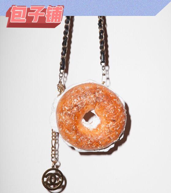 Chanel甜甜圈包