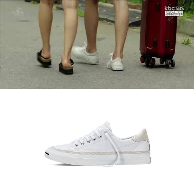 韩剧中的匡威鞋