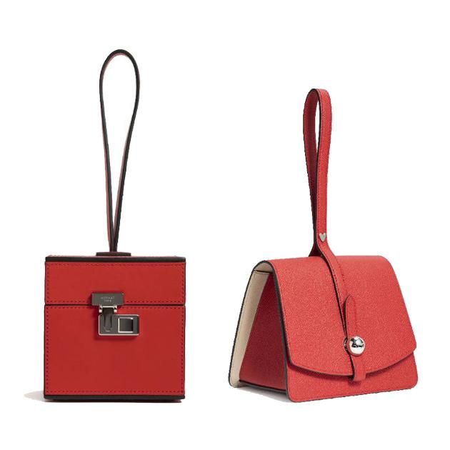 Moynat红色包包