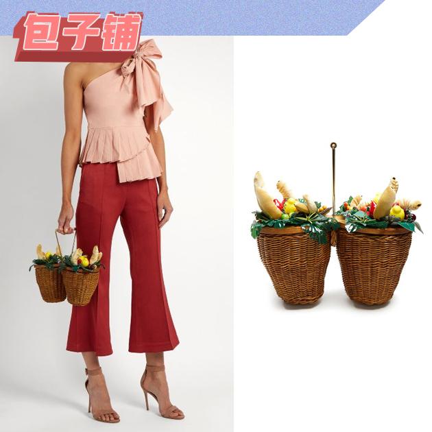 水果篮子包