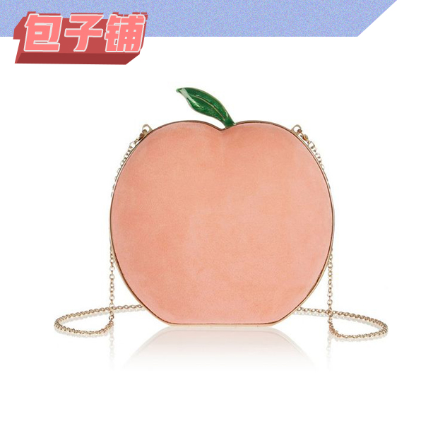Charlotte Olympia的桃子包