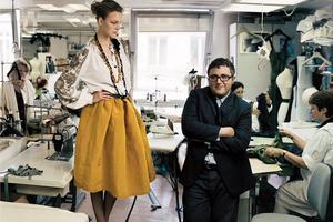 Alber Elbaz回归 时尚圈令人念念不忘的风格设计师