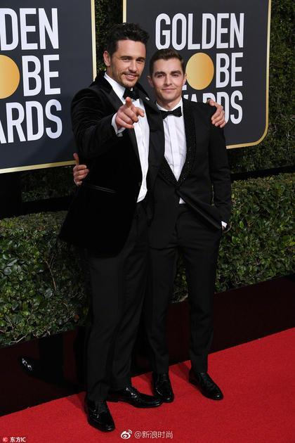 James Franco與Dave Franco