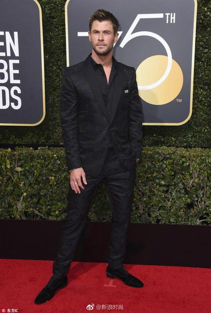 錘哥Chris Hemsworth