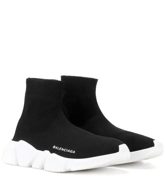 Balenciaga袜靴