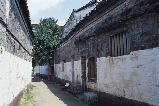 名门望族聚居区历史街区郁家巷