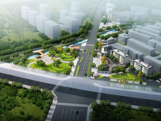 宁慈公路将新增一条亲水栈道