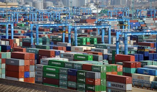 宁波外贸上半年成绩单出炉 进出口增长达26.2%