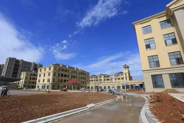 镇海尚志中学主体完工通过验收 9月将投入使用