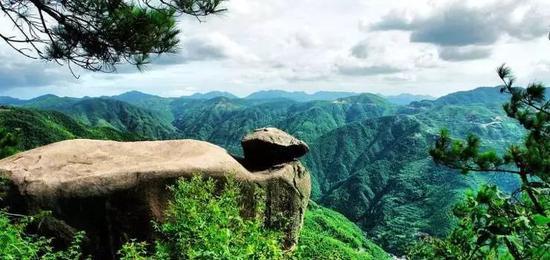宁海森林温泉省级旅游度假区