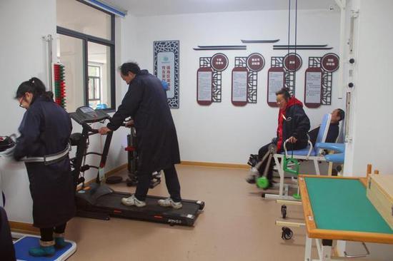 五金一险_甬首个残疾人综合服务平台启用 残疾人朋友多了个家
