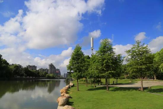 △鄞州前河公园