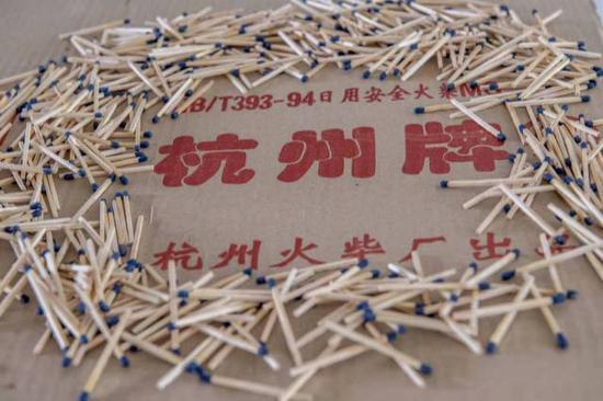 这个冬天 杭州老王子把火柴卖到了安徒生的故乡