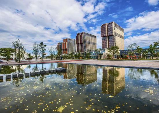 ▲宁波和丰创意广场