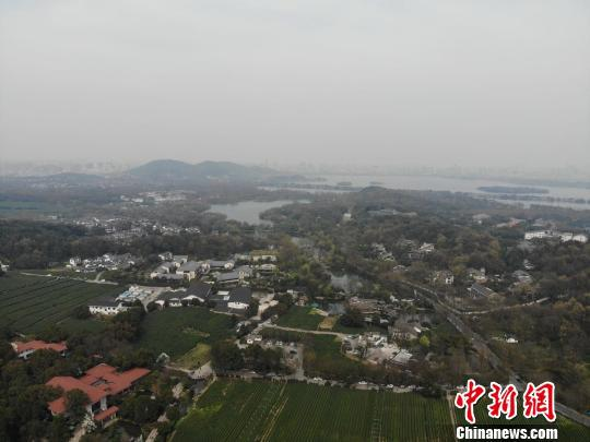 图为浙江杭州。 张煜欢 摄