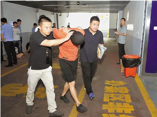 杭州打掉1盘踞多年涉黑团伙 抓获犯罪嫌疑人26名